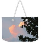Cloud And Blue Sky Weekender Tote Bag