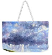Cloud Burst Ireland Weekender Tote Bag