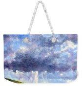Cloud Burst Ireland Weekender Tote Bag