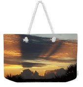 Cloud Cast Glory Weekender Tote Bag