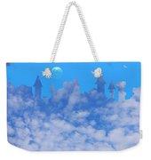 Cloud Castle Weekender Tote Bag