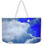 Cloud Commotion Weekender Tote Bag