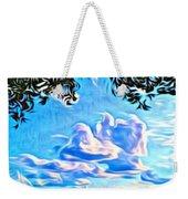 Cloud Creative Weekender Tote Bag