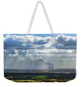 Cloud Factory Weekender Tote Bag