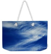 Cloud Formations Weekender Tote Bag