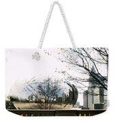 Cloud Gate - 1 Weekender Tote Bag