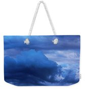 Cloud One Weekender Tote Bag