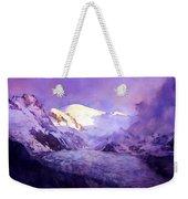 Cloud Peak  Weekender Tote Bag