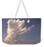 Cloud Points The Way Weekender Tote Bag