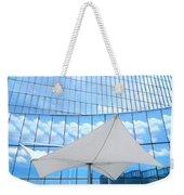 Cloud Reflections - Revel Hotel Weekender Tote Bag