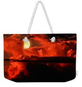 Cloud Rider  Weekender Tote Bag