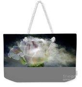 Cloud Rose Weekender Tote Bag