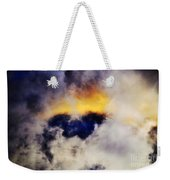 Cloud Sculping Weekender Tote Bag