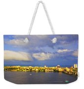 Cloud Shelf  Weekender Tote Bag