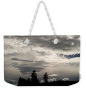Cloud Study 1 Weekender Tote Bag