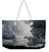 Cloud Study 2 Weekender Tote Bag