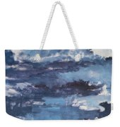 Cloud Study Weekender Tote Bag