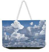 Cloud Study Weekender Tote Bag