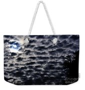 Cloud Tiles Weekender Tote Bag