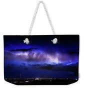 Cloud To Cloud Lightning Boulder County Colorado Weekender Tote Bag