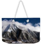 Cloud Touched Weekender Tote Bag