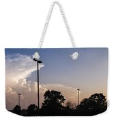 Cloud Wars Weekender Tote Bag