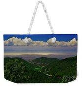 Cloudcroft Canyon View Weekender Tote Bag