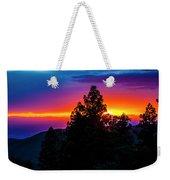 Cloudcroft Sunset Weekender Tote Bag
