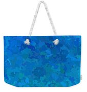Clouded Thoughts Of You Weekender Tote Bag