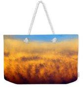 Clouds Ablaze Weekender Tote Bag