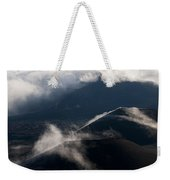 Clouds And Cinder Cones Weekender Tote Bag