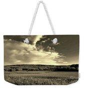 Clouds And Cornfields Weekender Tote Bag