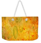 Clouds And Crystals Abstract #2 Weekender Tote Bag