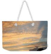 Clouds And Silos  Weekender Tote Bag