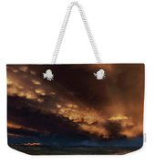 Clouds And Thunderstorm Bryce Canyon National Park  Weekender Tote Bag