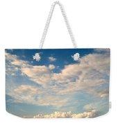 Clouds Clouds Clouds Weekender Tote Bag