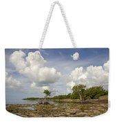 Clouds In The Keys 2 Weekender Tote Bag