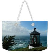 Clouds Moving In Weekender Tote Bag