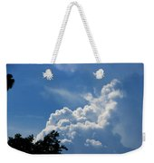 Clouds Of Art Weekender Tote Bag