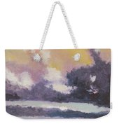 Clouds Of Mt Hood Weekender Tote Bag