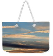 Clouds Of Natural Art Weekender Tote Bag