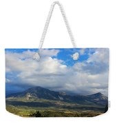 Clouds Of Spring Weekender Tote Bag
