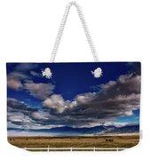 Clouds Over California Weekender Tote Bag