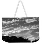 Clouds Over Florida Weekender Tote Bag