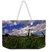 Clouds Over Gettysburg Weekender Tote Bag