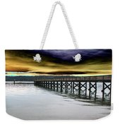 Clouds Over Illahee Weekender Tote Bag