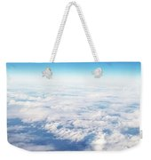 Clouds Over Ireland Weekender Tote Bag