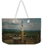 Clouds Over Siena Weekender Tote Bag