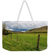 Clouds Over The Hills Weekender Tote Bag