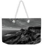 Clouds Over The Isle Of Skye Weekender Tote Bag